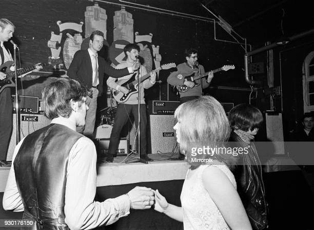 The Double Zero Motorcycle Club 25th February 1967