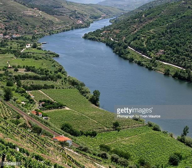 The Douro River, Portugal