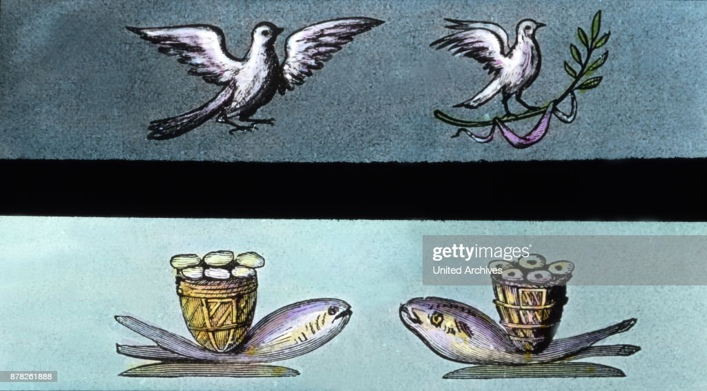 The Dove As A Christian Symbol And The Eucharist Fish Pictures