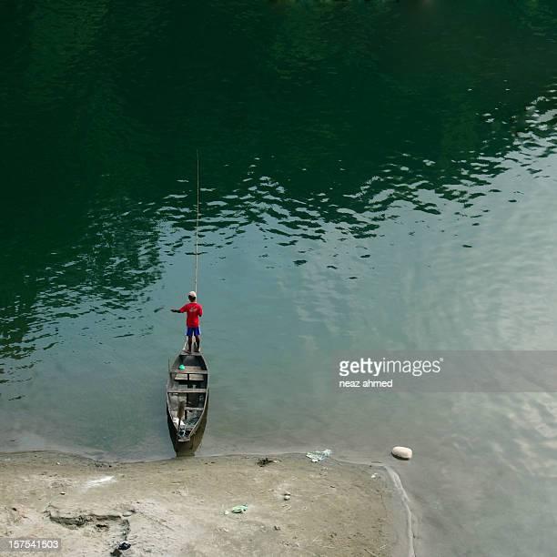 the dowki fisherman