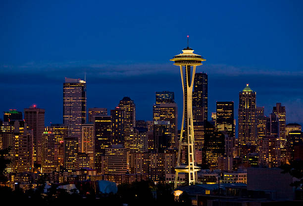 Exploring Downtown Seattle & The Pacific Northwest