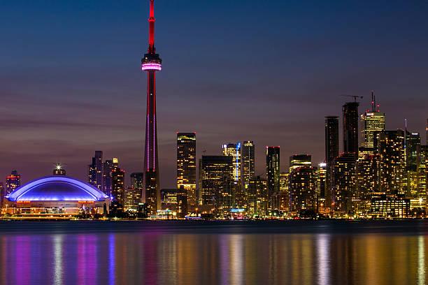 Toronto Rides New Economic Boom