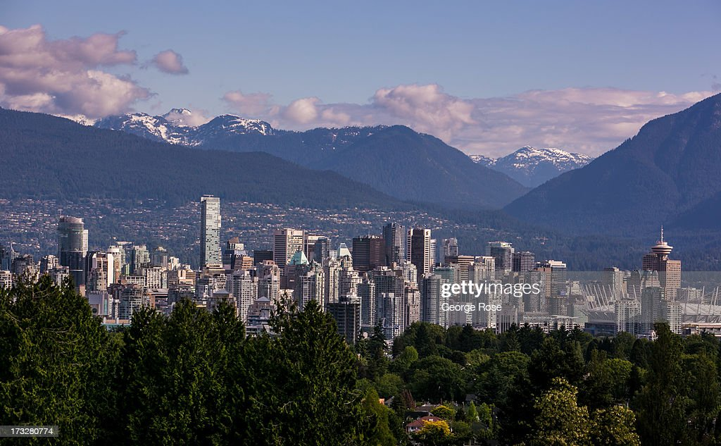 Exploring British Columbia's Vancouver : News Photo