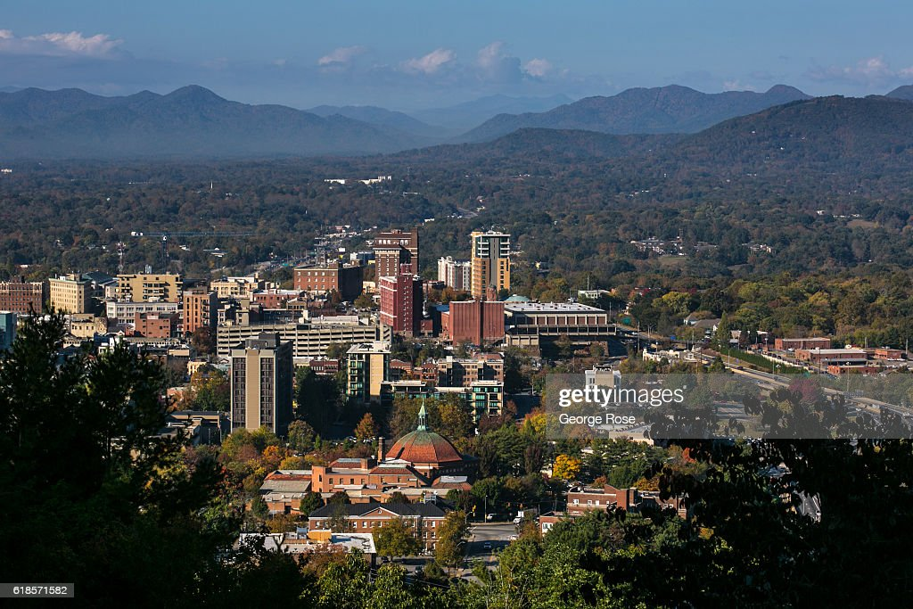 Exploring Asheville's Blue Ridge Mountains : News Photo