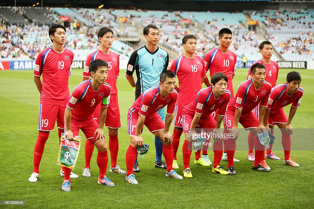 Uzbekistan v DPR Korea - 2015 Asian Cup : News Photo
