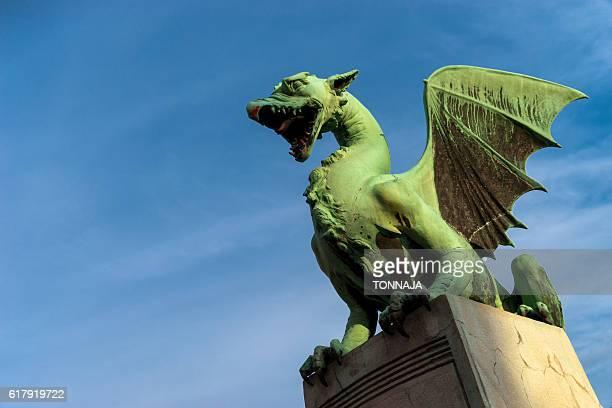 The Dragon of Ljubljana
