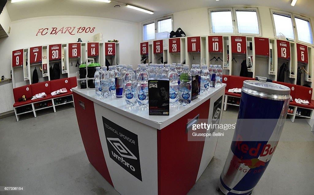AS Bari v US Salernitana - Lega Serie B : Foto di attualità