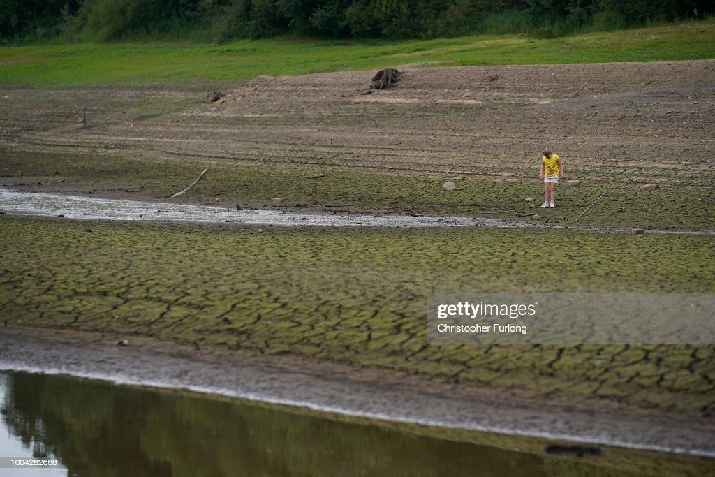 Reservoirs Dry Out As British Heatwave Continues