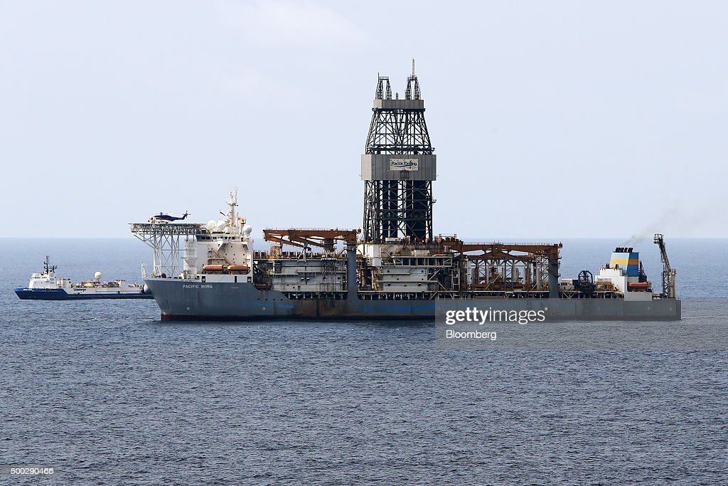 Offshore Oil Production In Nigeria's Agbami Deepwater Oilfield : Nachrichtenfoto