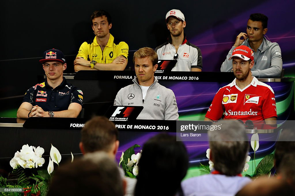 F1 Grand Prix of Monaco - Previews