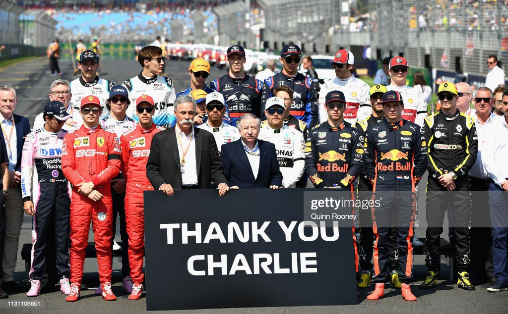 F1 Grand Prix of Australia : News Photo