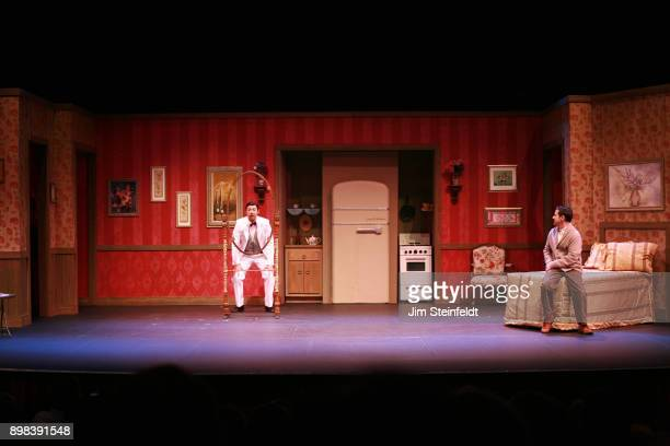 The Drowsy Chaperone musical performed at the El Portal Theatre in North Hollywood California on September 24 2017