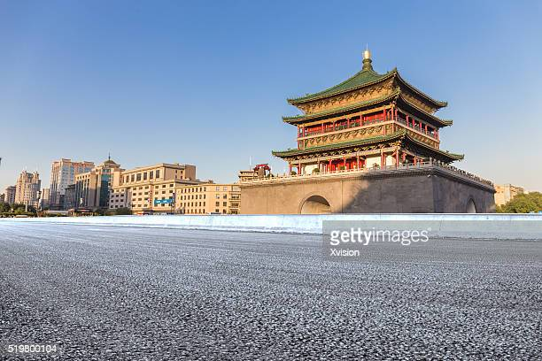 The Drum Tower and Bell Tower of Xi'an