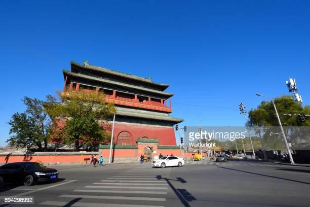 The Drum Tower in Beijing