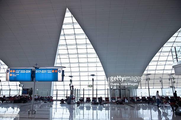 The Dubai Airport