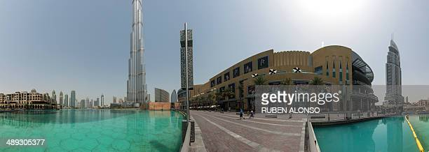 The Dubai Mall is the world's largest shopping mall based on total area and fourteenth largest by gross leasable area.