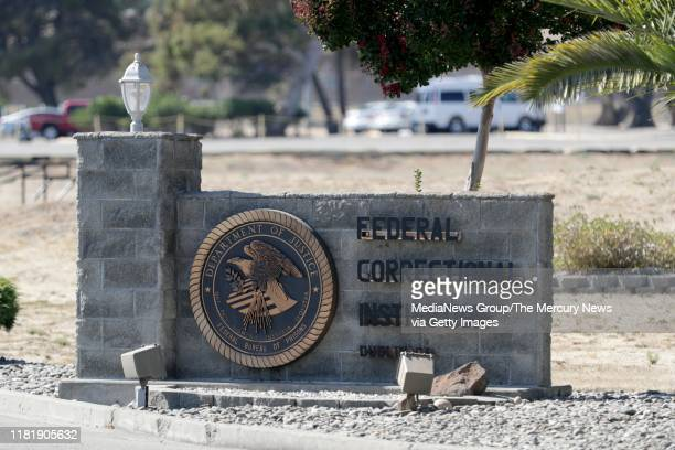 The Dublin Federal Correctional Institution is photographed on Friday September 13 2019 in Dublin California TV actress Felicity Huffman was...