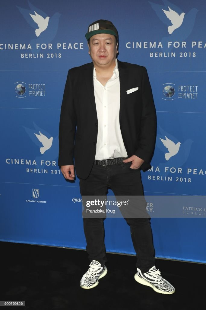 Cinema For Peace Gala 2018