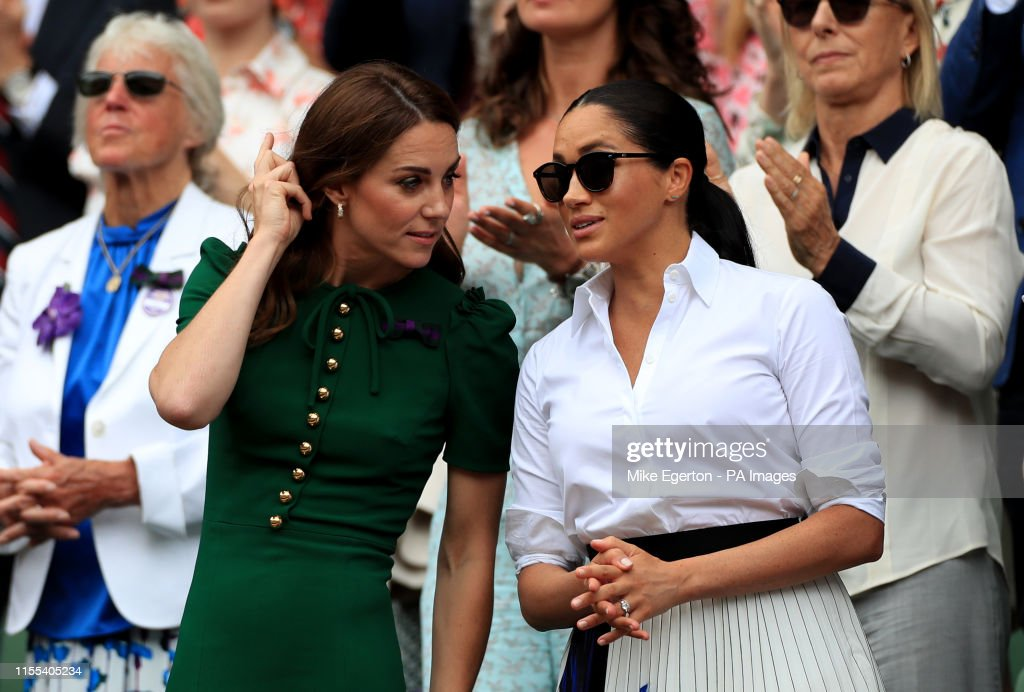Wimbledon 2019 - Day Twelve - The All England Lawn Tennis and Croquet Club : News Photo