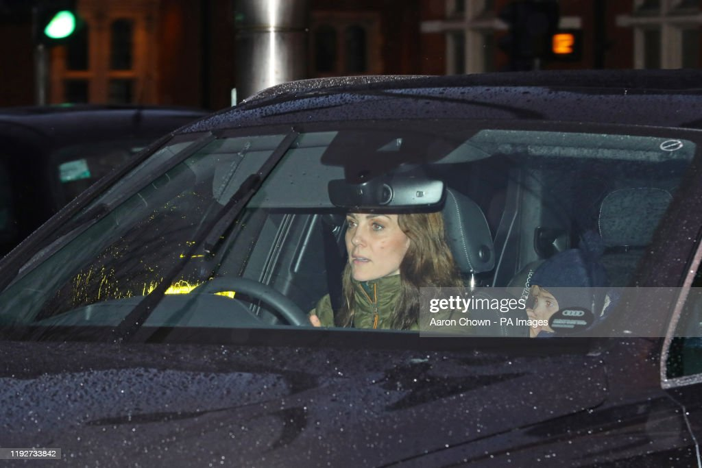 Duke and Duchess of Sussex statement : News Photo