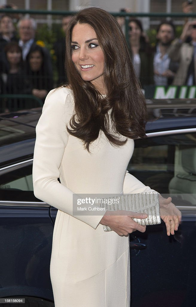 Royals At Claridge'S - London : News Photo