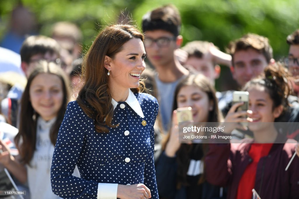 Royal to visit Bletchley Park : News Photo