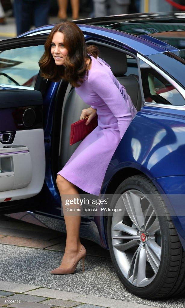 Royal visit to Germany - Day Three : News Photo