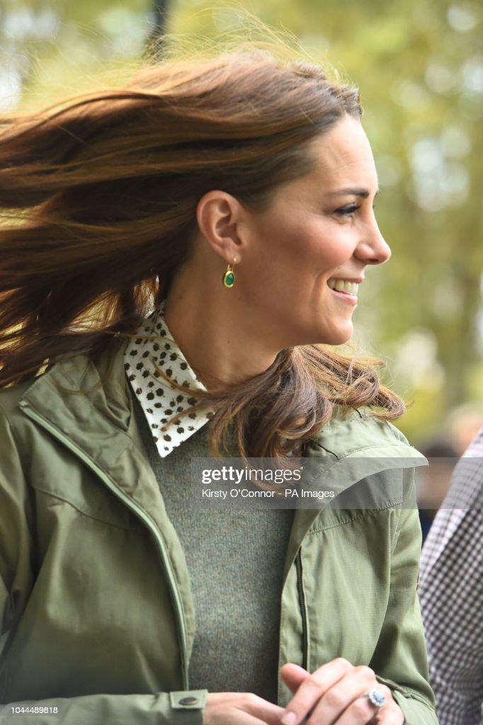 The Duchess of Cambridge : News Photo