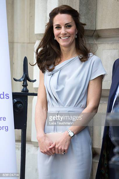 The Duchess Of Cambridge attends a Lunch In Support of the Anna Freud Centre on May 4 2016 in London England
