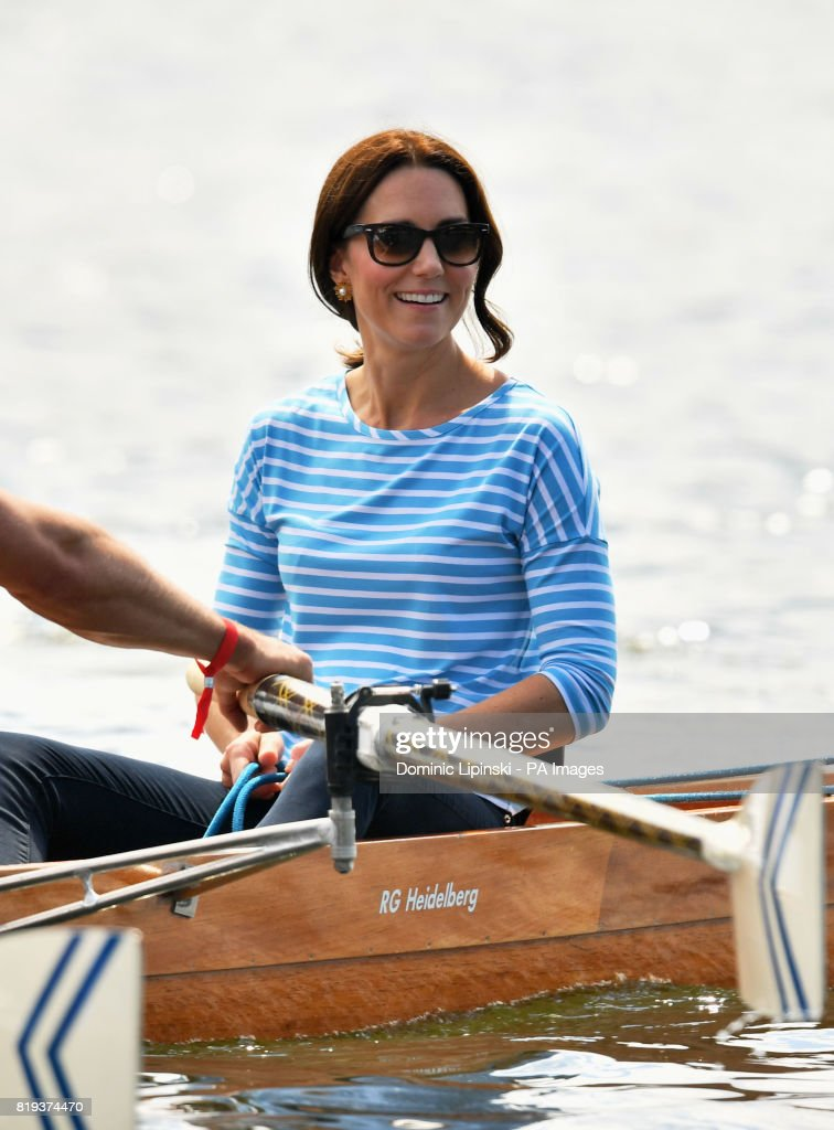 Royal visit to Germany - Day Two : News Photo