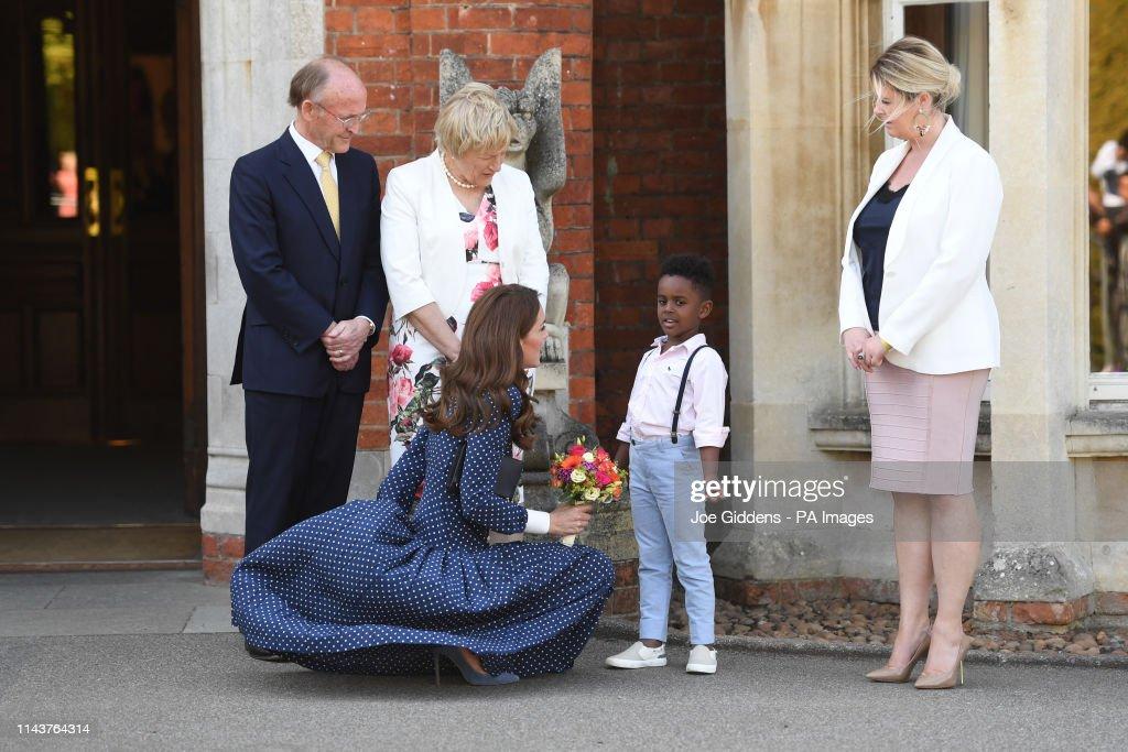 Royal to visit Bletchley Park : News Photo