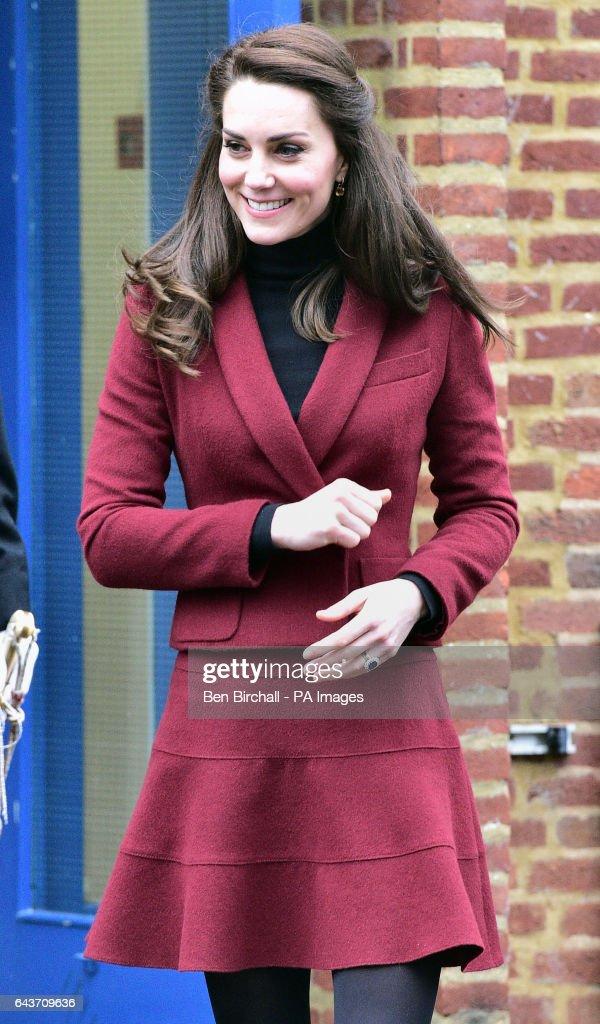 Royal visit to Wales : News Photo