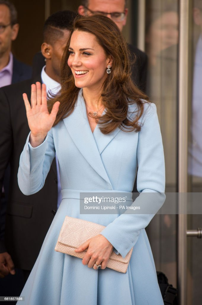Royal visit to Luxembourg : News Photo