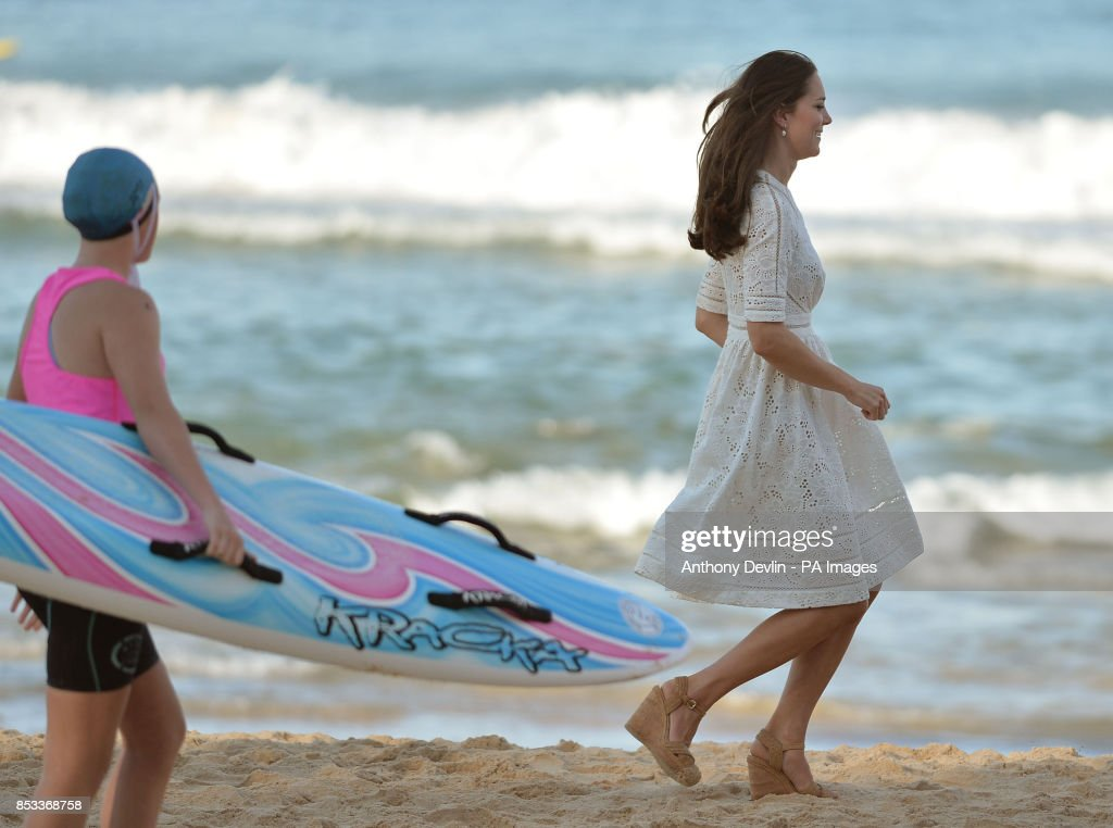 Royal visit to Australia and NZ - Day 12 : News Photo