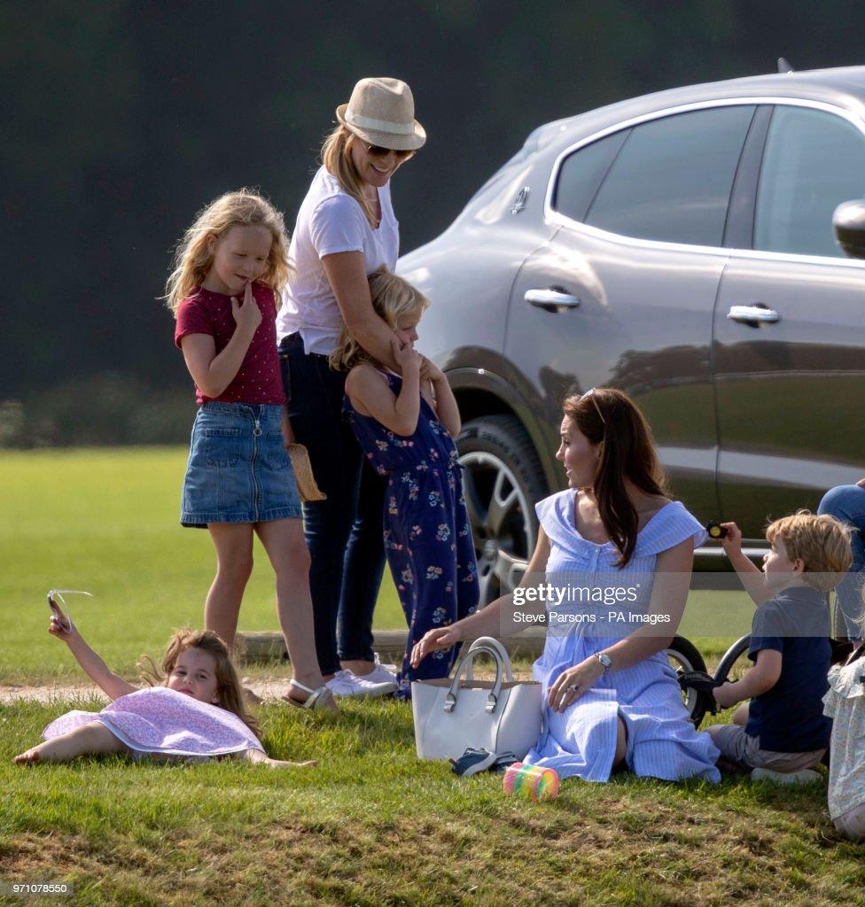 Maserati Royal Charity Polo Trophy : News Photo