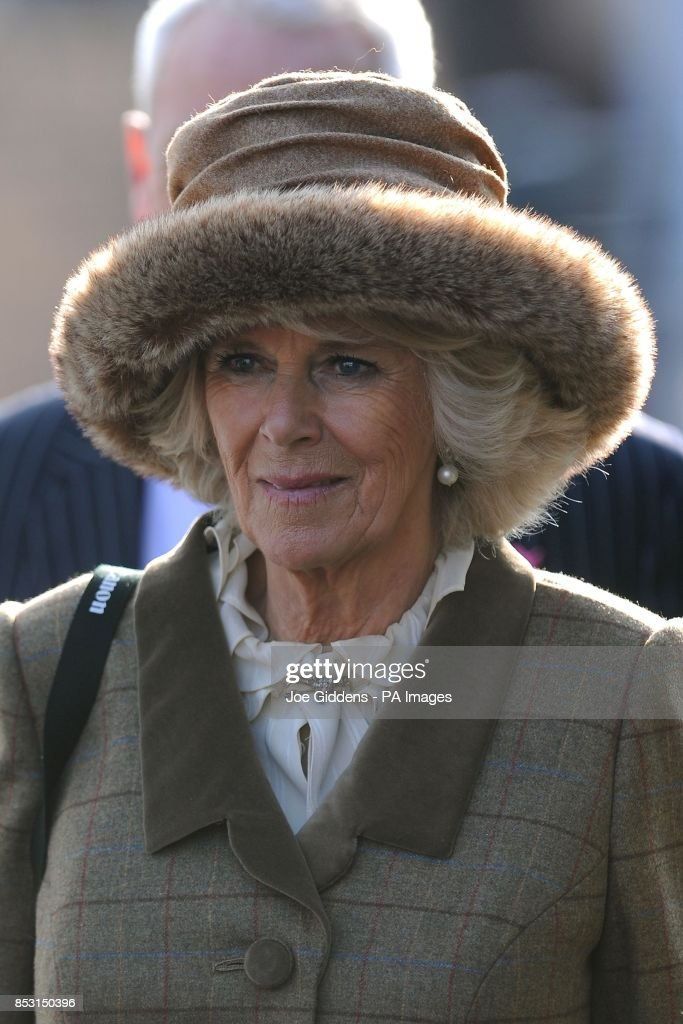 Bookies pay price for Camilla's hat : News Photo