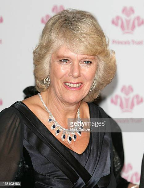 The Duchess Of Cornwall Attends A Prince'S Trust Gala Evening At The Roundhouse In London