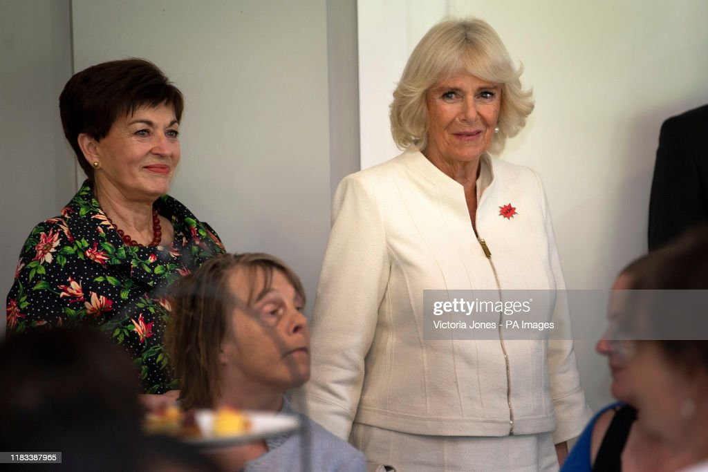 Royal visit to New Zealand - Day Three : News Photo