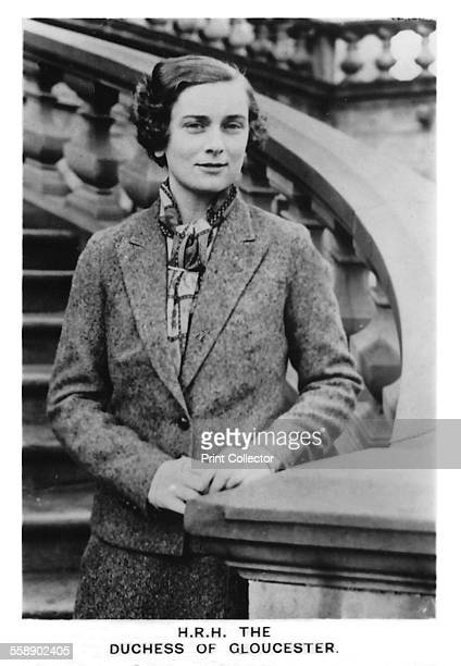 HRH The Duchess of Gloucester 1937 The Duchess of Gloucester was the wife and then widow of Prince Henry Duke of Gloucester the third son of George V...