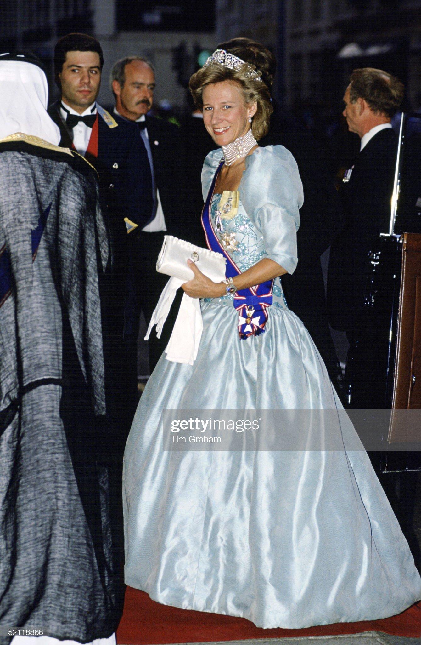 Duchess Of Gloucester Banquet : News Photo