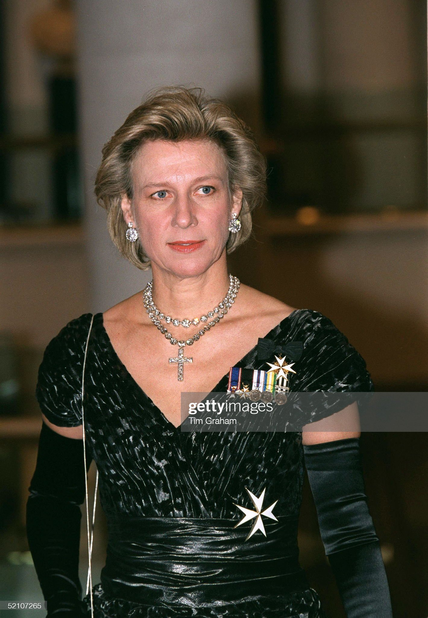 Duchess Of Gloucester Guildhall : News Photo