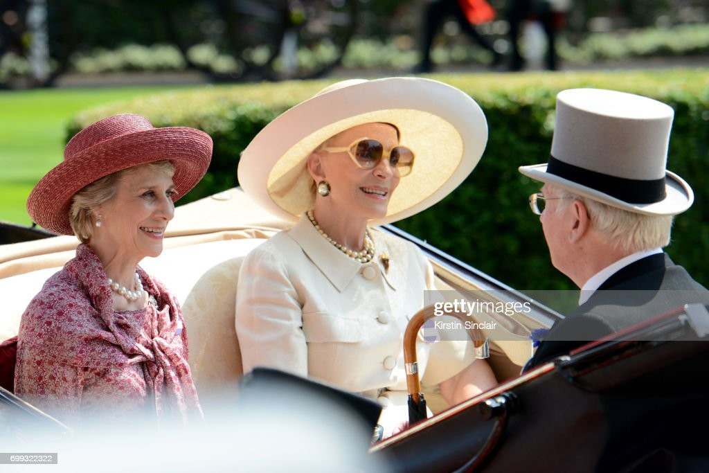 Royal Ascot 2017 - Day 2 : News Photo