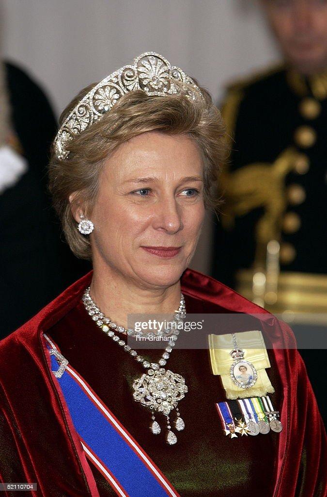 Duchess Gloucester : News Photo