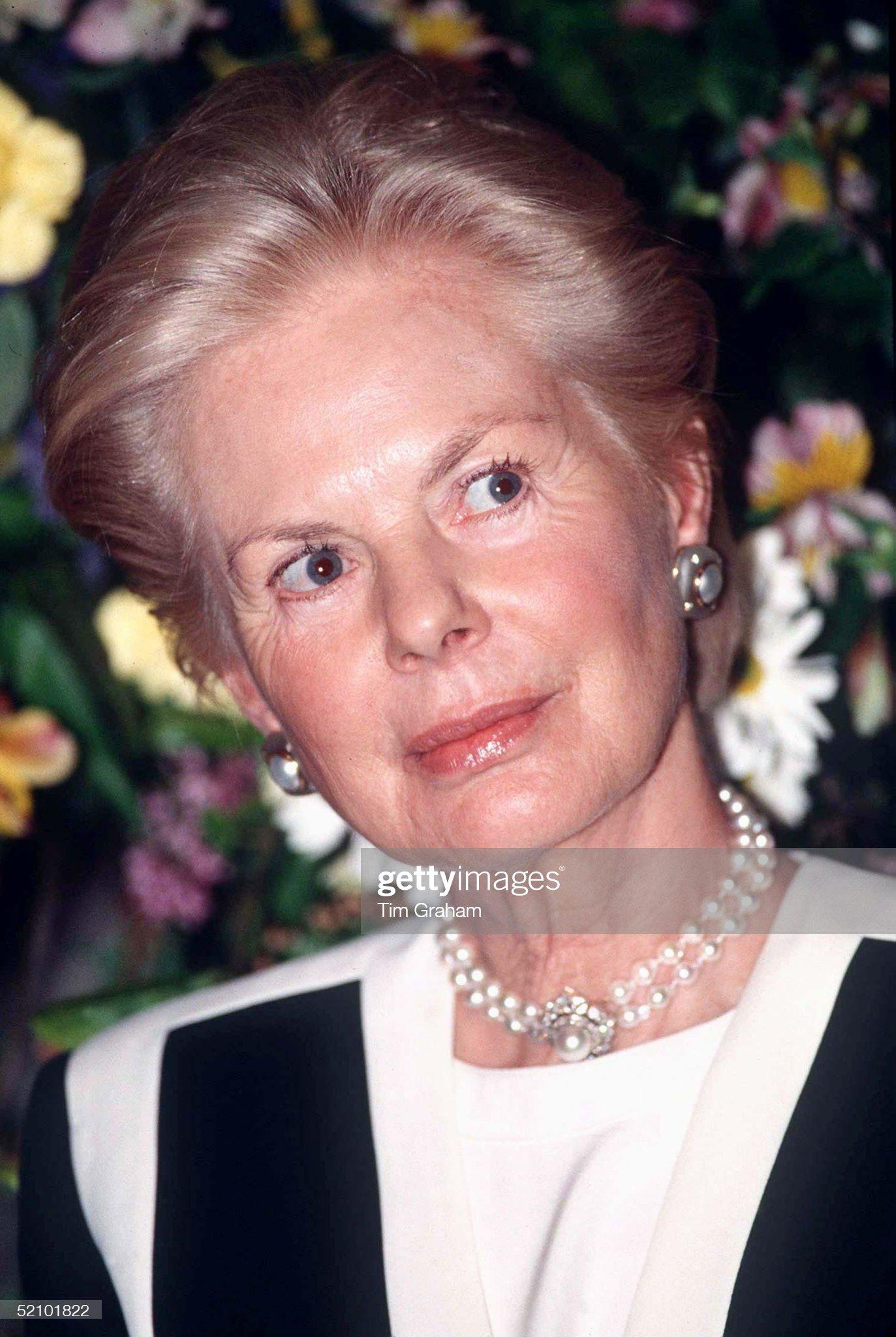 Duchess Of Kent : News Photo