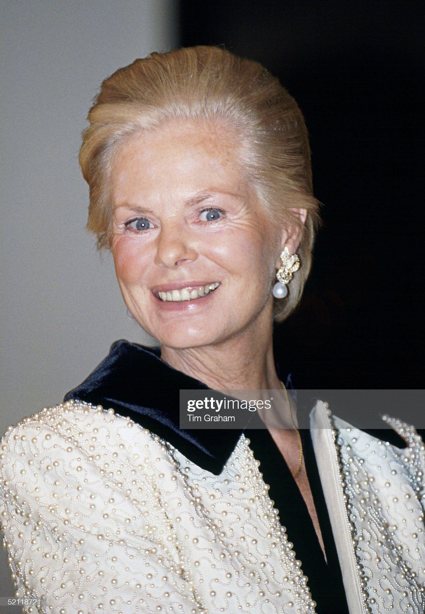 Duchess Of Kent Portrait : News Photo