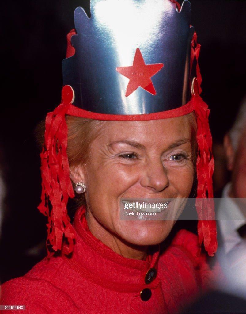 The Duchess of Kent at the Not Forgotten Association Christmas Lunch ...