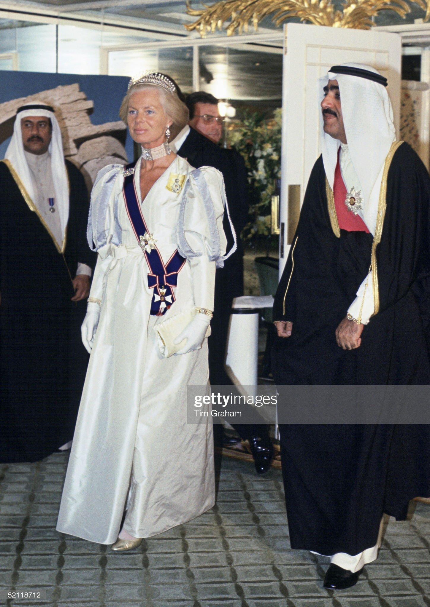 Duchess Of Kent At Banquet : News Photo