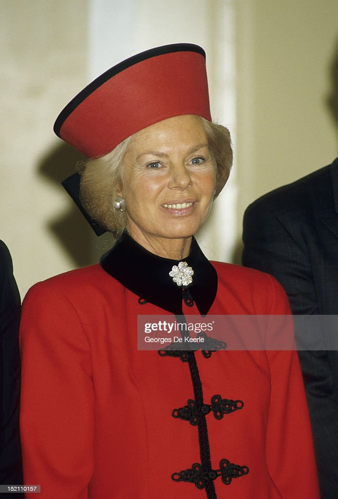 The Duchess of Kent : News Photo