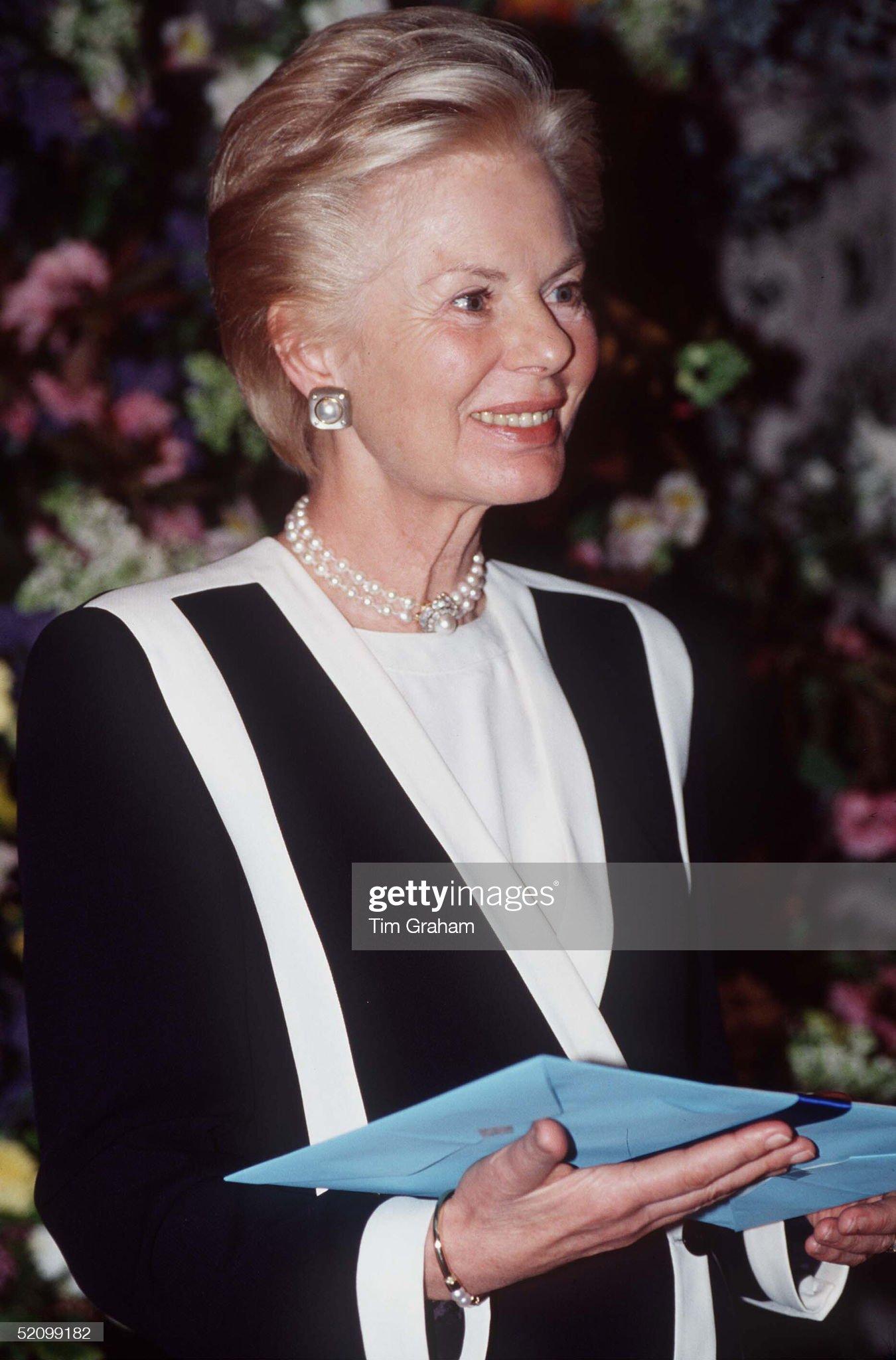 Duchess Kent Luncheon : News Photo