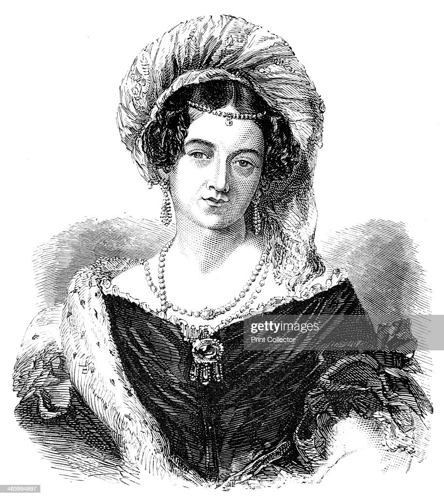 The Duchess of Kent, Marie Victoria, (1786-1861), 1900. : News Photo